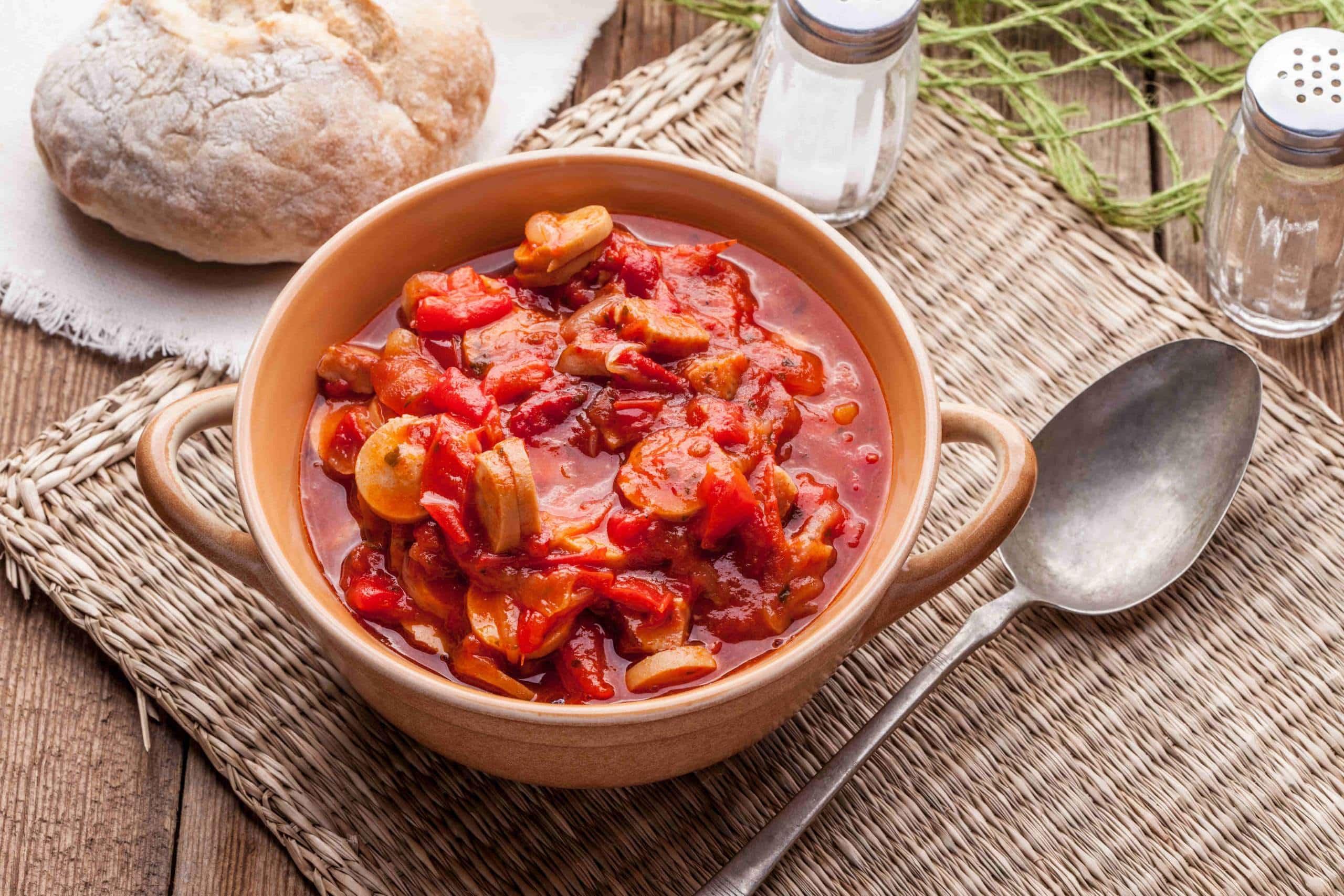 recettes-avec-saucisses-casserole