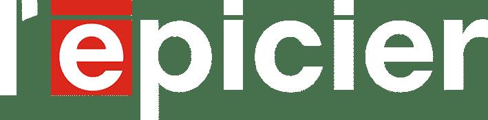 l'épicier Logo